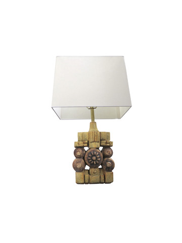 French Ceramic Lamp 35836
