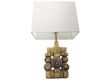 French Ceramic Lamp 32720