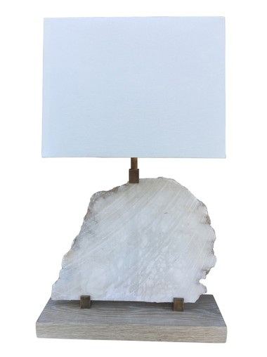 Limited Edition Alabaster Lamp 36211