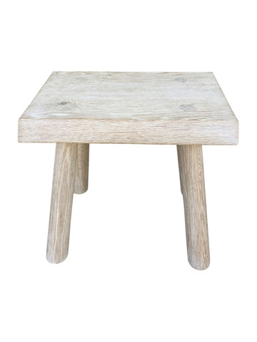 French Primitive Side Table 36196