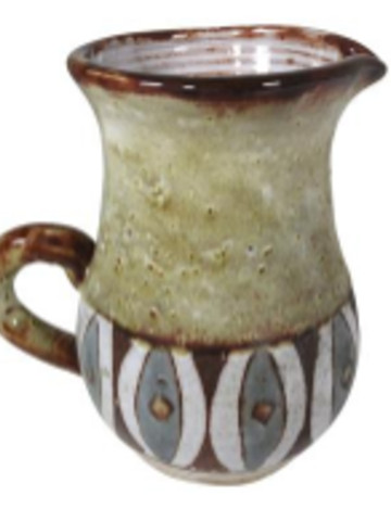 Vintage Swedish Pitcher 33495