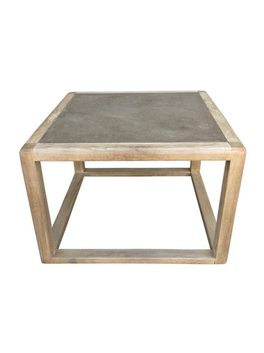 Limited Edition Oak Coffee Table Cube 35048