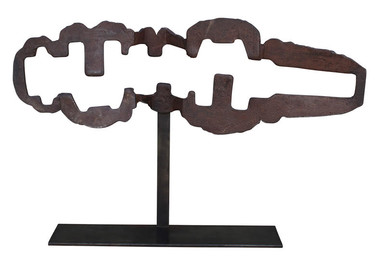 Limited Edition Iron Sculpture 21162