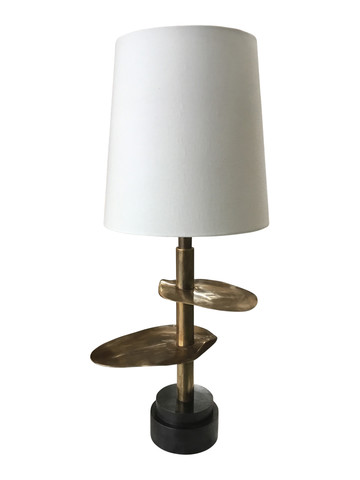 Limited Edition Bronze Lamp 35815