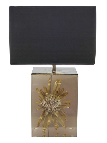French Resin Lamp 31619