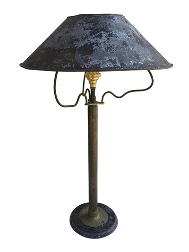 French Industrial Lamp 33976