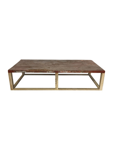 Limited Edition Belgian Industrial Top Coffee Table 36884