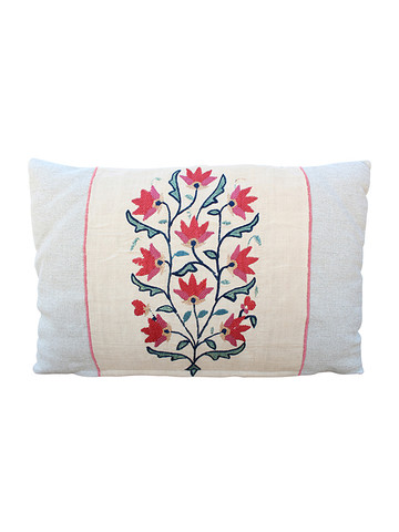 18th Century Turkish Embroidery  Pillow 31781