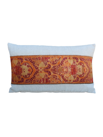 19th Century French Textile Pillow 26484