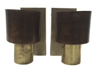 Pair of  Lucca Studio Morgan Sconces 31910