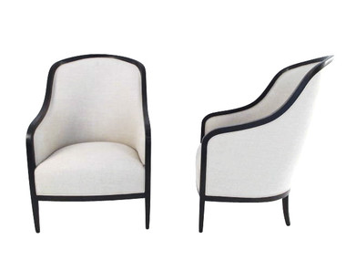 Pair of Lucca Studio Chaplin Chairs 32831