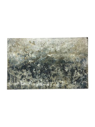 Large Scale Stephen Keeney Abstract Painting, Atmosphere