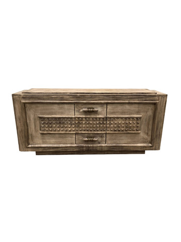 French Deco Oak Buffet 35460