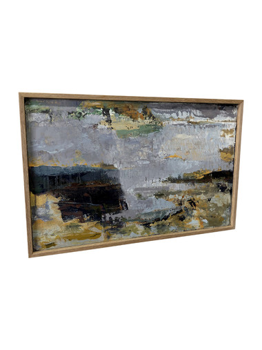 Vintage Danish Abstract 35575