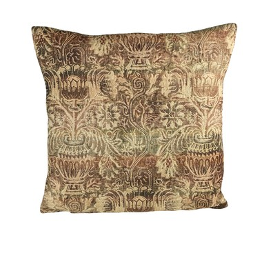 Antique French Textile Pillow 31201