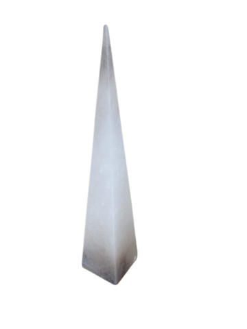 Large French Alabaster Obelisk 19916