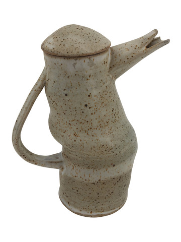 Studio Ceramic Tea Pot 34127