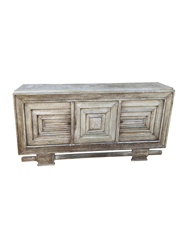 Exceptional French Oak Buffet 37887