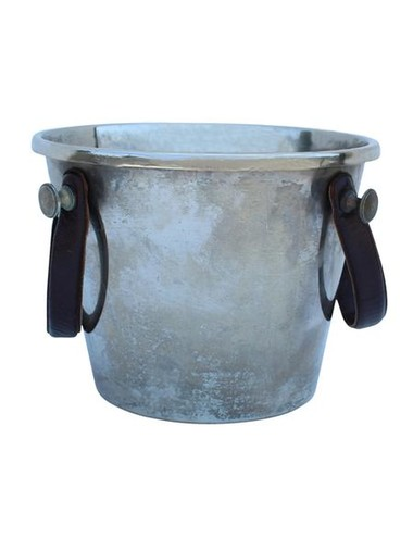 Vintage French Silver Plate Ice Bucket 31450