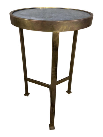 Limited Edition Bronze Side Table 35087