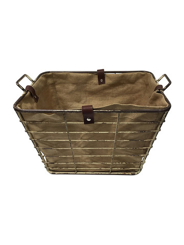 Belgian Industrial Iron Bin Large 33180