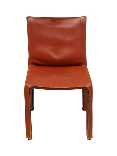 Single Vintage Bellini for Cassina Side Chair 25959