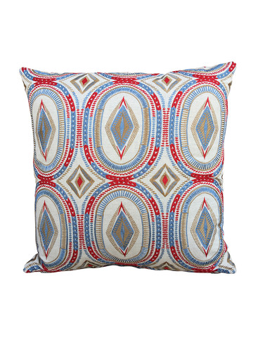 Limited Edition Embroidery Pillow on Belgian Linen 32882