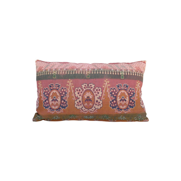 19th Century French Textile Pillow 26670