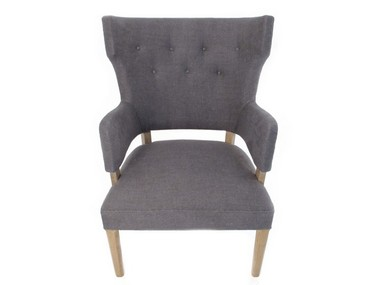 Single Lucca Studio Harmon Armchair 33534