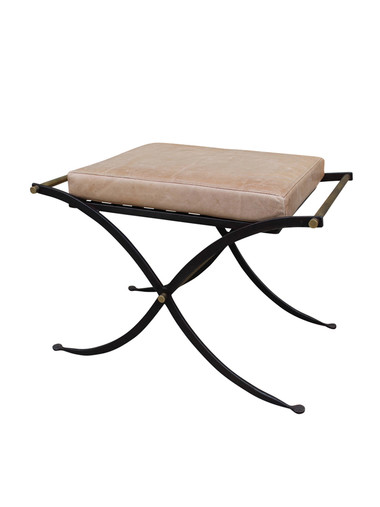 French Iron Bench 24486