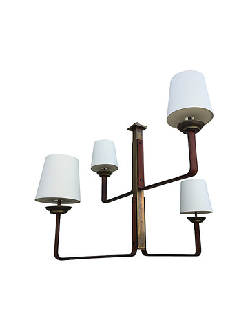Lucca Studio Serge Chandelier (Saddle) 30741