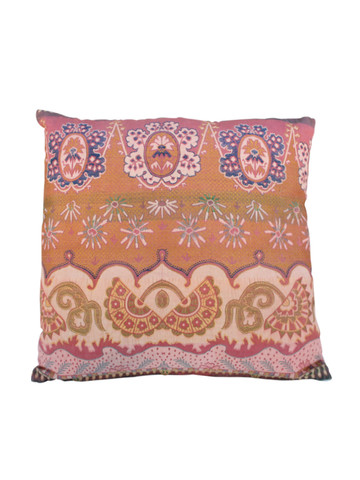 19th Century French Textile Pillow 26544