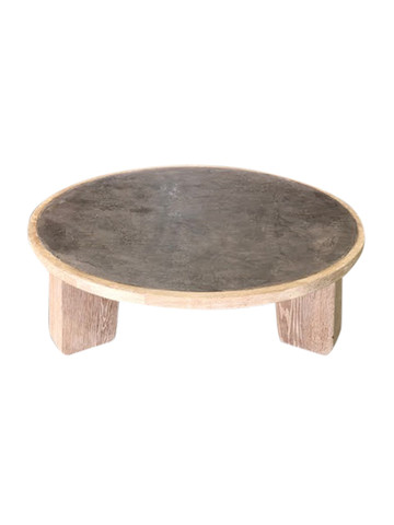 Limited Edition Oak and Concrete Coffee Table 35781