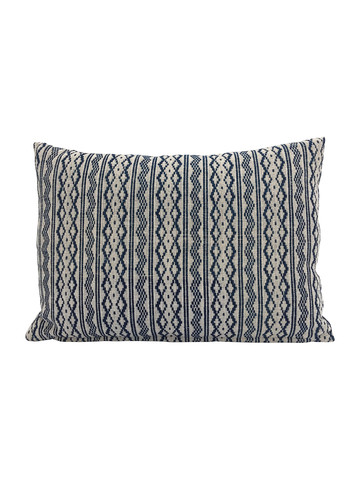 Limited Edition Tribal Embroidery Pillow 34204