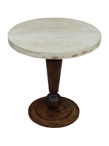 French Mid Century Side Table 26296
