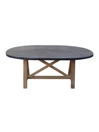 Limited Edition Oval Walnut Dining Table 32751