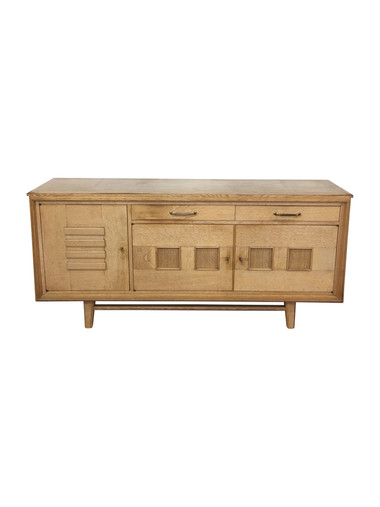 Guillerme et Chambron Oak Buffet 37717