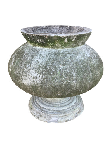 Monumental Cement Planter 36208