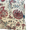 Vintage French Print Textile Pillow 34830