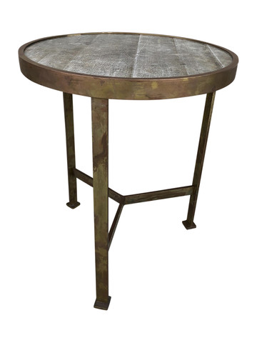 Limited Edition Bronze Side Table 35086