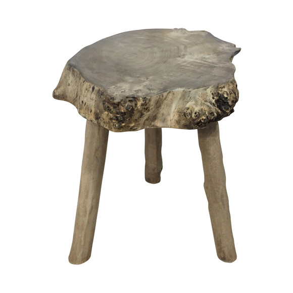 French Primitive Side Table 37377