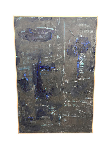 Stephen Keeney  Mixed Media Painting 34292