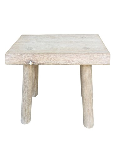 French Primitive Side Table 36934