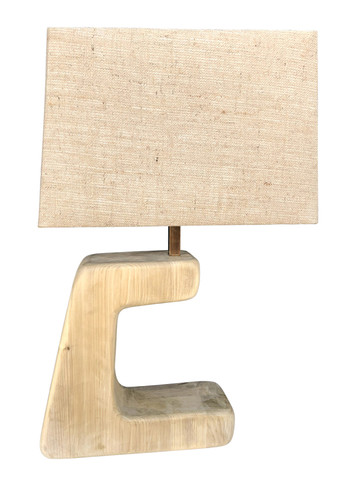 Limited Edition Organic Wood Lamp 35723