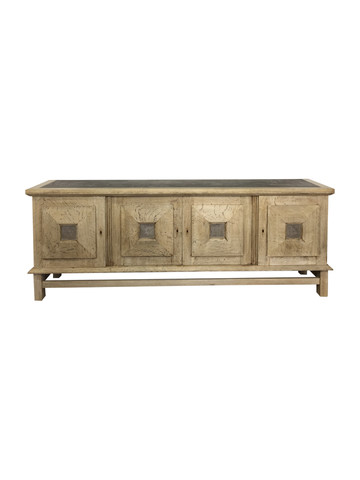 Mid Century Oak Buffet 36271