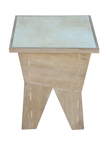 French Architectural Side Table 31472