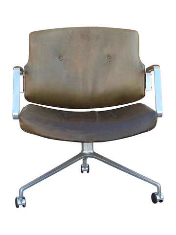 Fabricius & Kastholm Leather   Chair 35015
