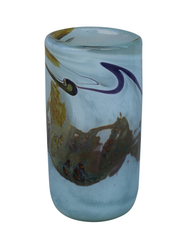 Swedish Finn Lynggaard Glass Vase 31868