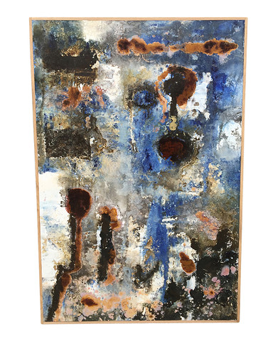 Stephen Keeney Abstract Painting 34551