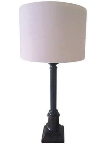 French Ebonized Table Lamp 18843